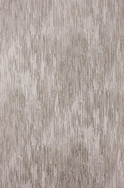 Cascade Wallpaper In  Stone, Taupe, And Gilver From The Fantasque Collection By Osborne & Little