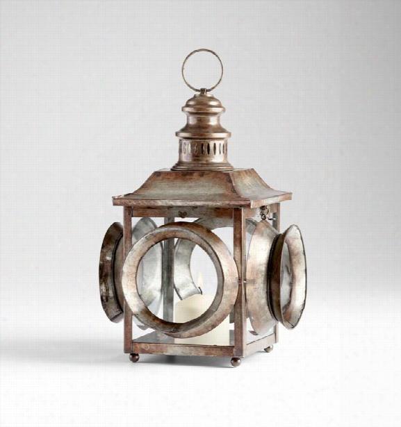 Casey Jones Candleholder Design By Cyan Design