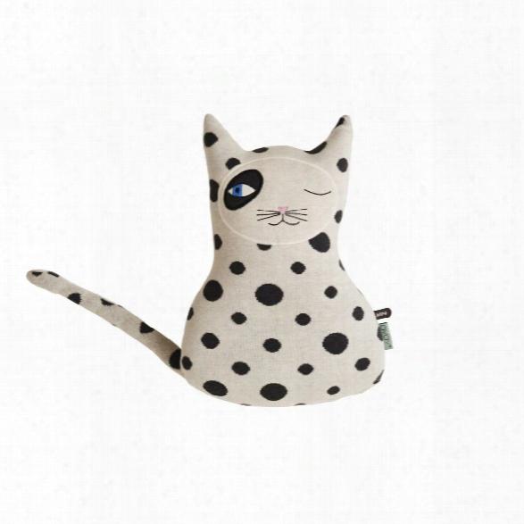 Cat Zorro Cushion Design By Oyoy