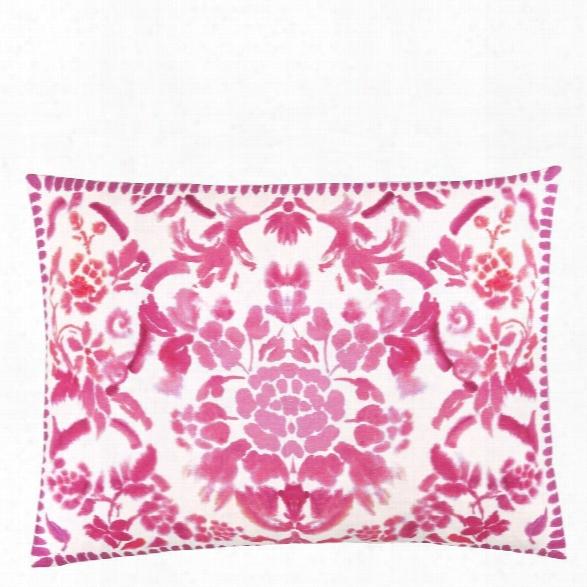 Cellini Fuchsia Pillow Design By Designers Guild