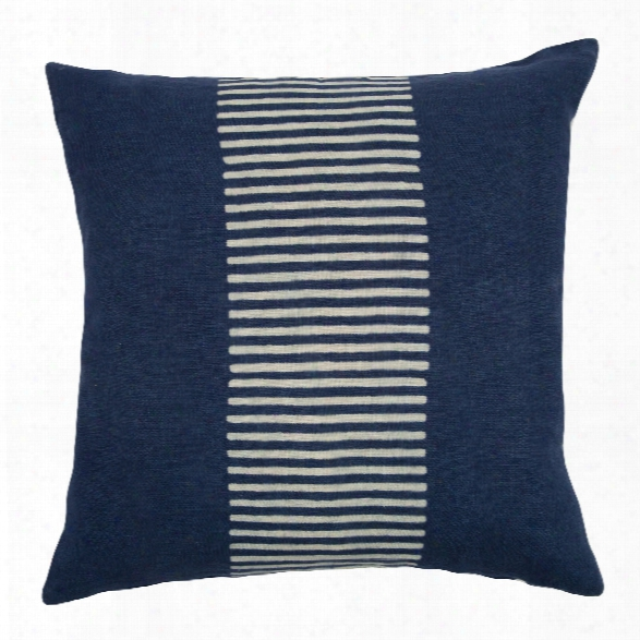 Center Stripes Pillow Design By Sir/madam