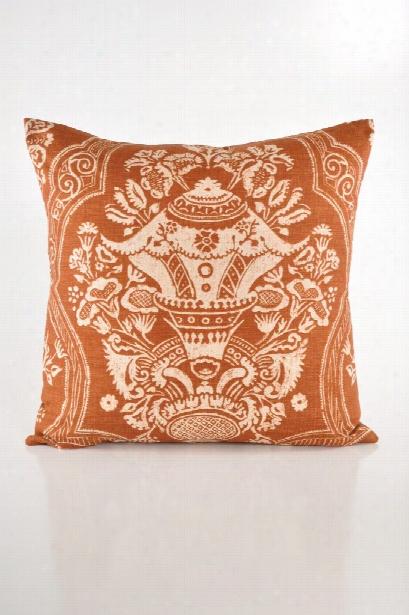 Centerpiece Ginger Pillow Design By Baxter Designs
