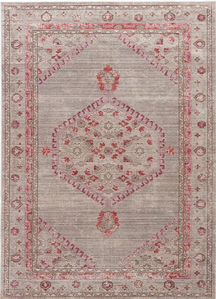 Ceres Rug In String &  Carafe Design By Jaipur
