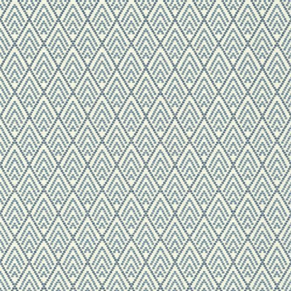Chalet Wallpaper In Blue And White Design By York Wallcoverings