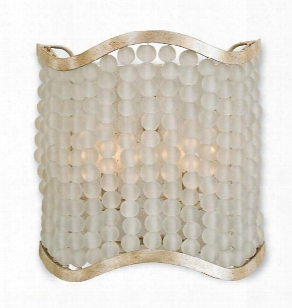 Chanson Wall Sconce Design By Currey & Company