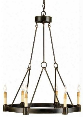 Chantelaine Chandelier Design By Currey & Company