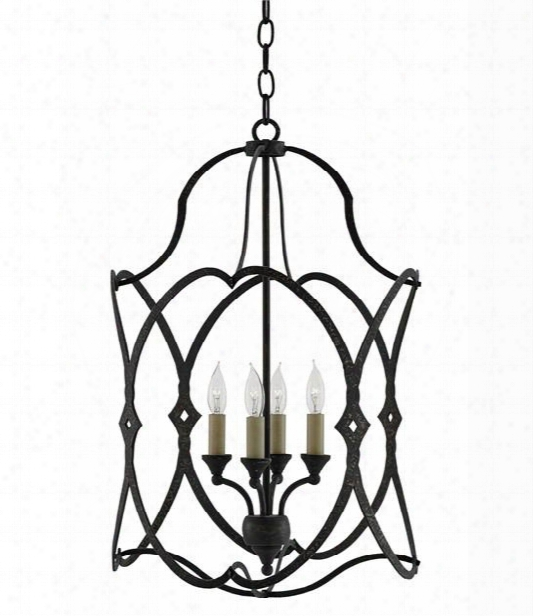 Charisma Lantern Design By Currey & Company