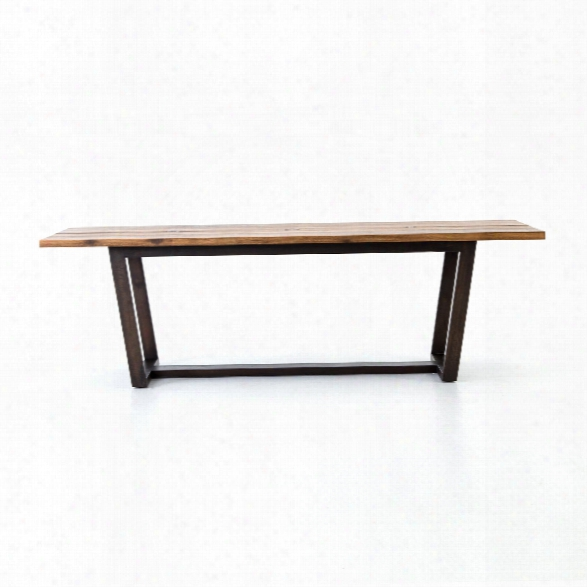 Chasen Dining Table In Aged Yukas