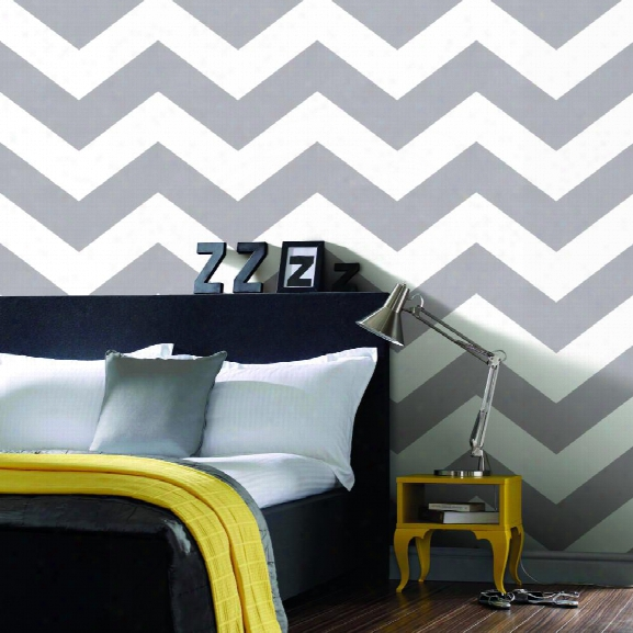Chef Wallpaper In Grey From The Symmetry Collection By Graham & Brown