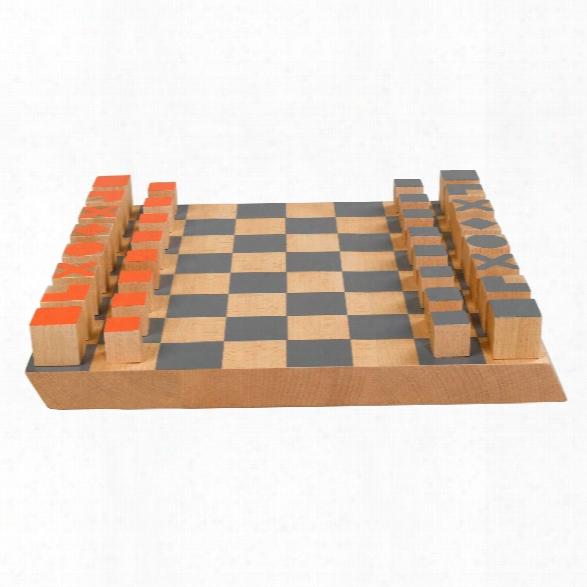 Chess Design By Wild & Wolf
