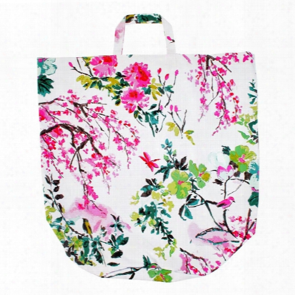 Chinoiserie Peony Laundry Bag Design By Designers Guild