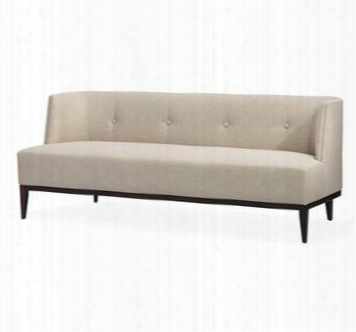 Chloe Condo Sofa Almond Design By Interlude Home