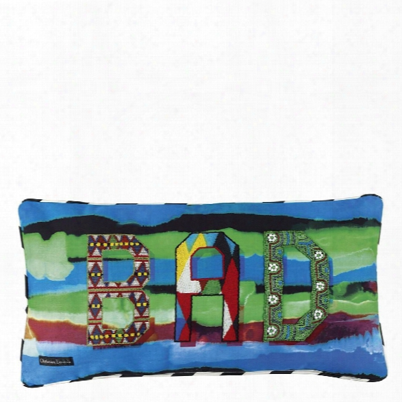 Christian Lacroix Bad Is Good! Arlequin Pillow Design By Designers Guild