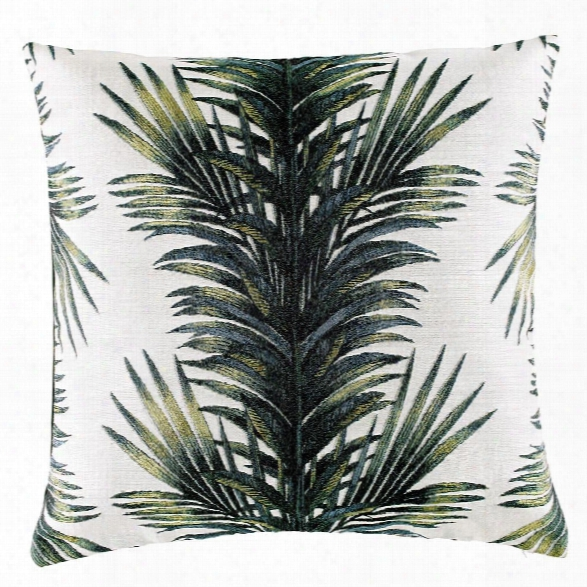 Christian Lacroix Goya Vert Buis Pillow Design By Designers Guild
