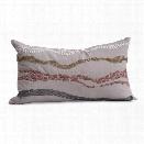 Celeio Pillow in Light Ash design by Bliss Studio
