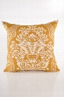 Centerpiece Gold Pillow design by Baxter Designs