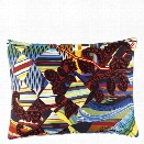 Christian Lacroix Kinetic Mystic Arlequin Pillow design by Designers Guild