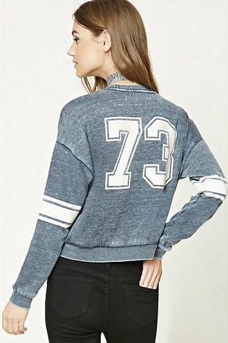 Fleece 73 Grahpic Sweatshirt