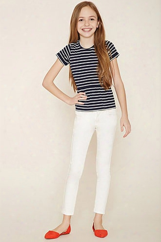 Girls Ankle Jeans (kids)
