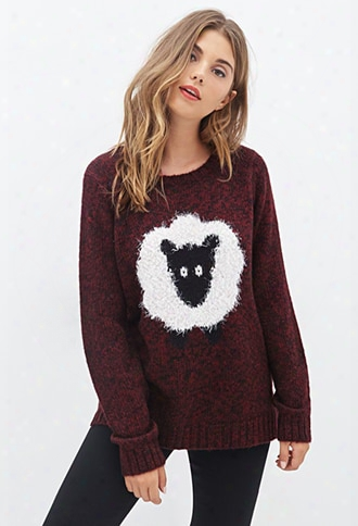Shaggy Sheep Sweater