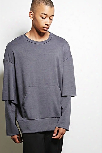 Weiv Boxy Underlay Pullover