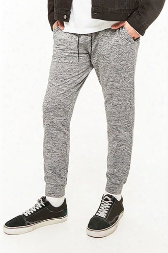 Active Space-dye Knit Track Pants