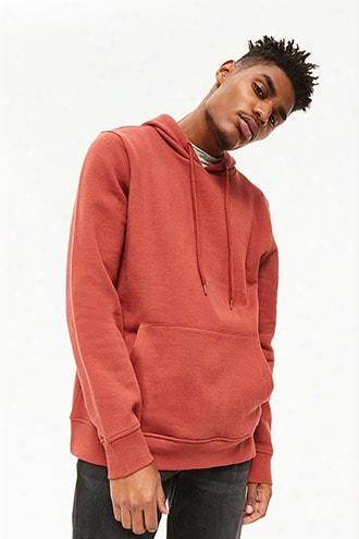 Fleece Knit Hoodie