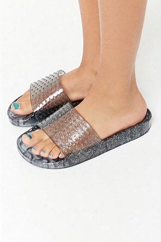 Girls Jelly Slide Sandals (kids)