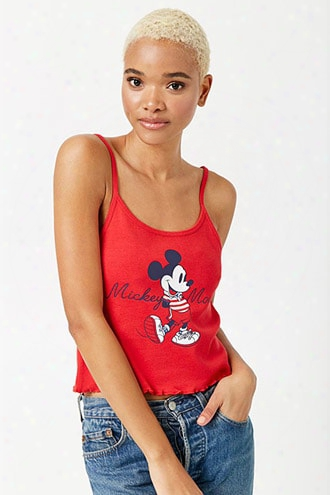 Mickey Mouse Graphic Cami
