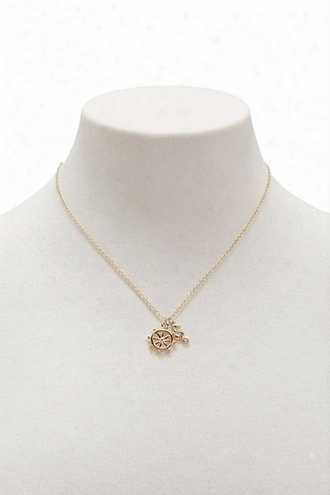 Nautical Chharm Necklace