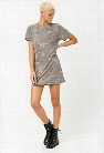 Faded Camo T-Shirt Dress