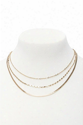 Assorted Chain Necklace Set