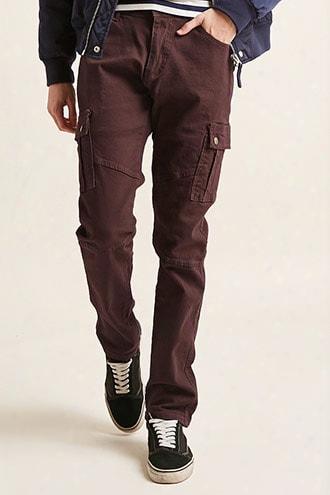 Cain & Abel Denim Cargo Jeans