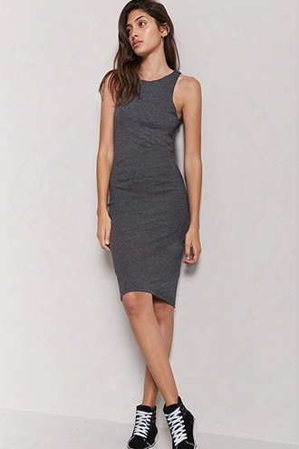 Ribbed Tank Dress
