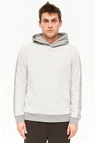 Two-tone French Terry Hoodie