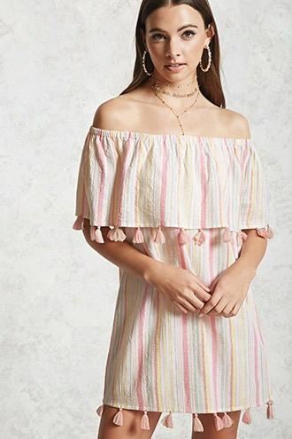 Contemporary Flounce Dress