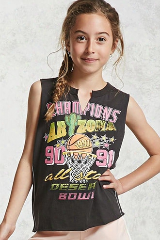 Girls Champions Tee (kids)