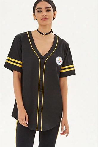 Nfl Steelers Baseball Jersey