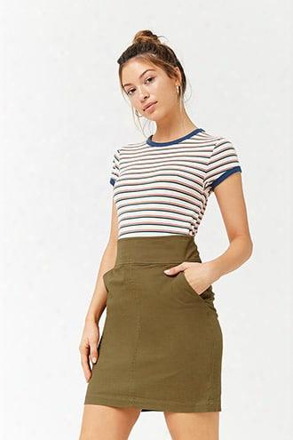 Woven Pull-ring Skirt