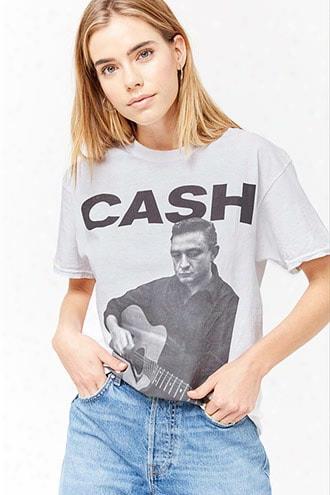 Cash Graphic Tee