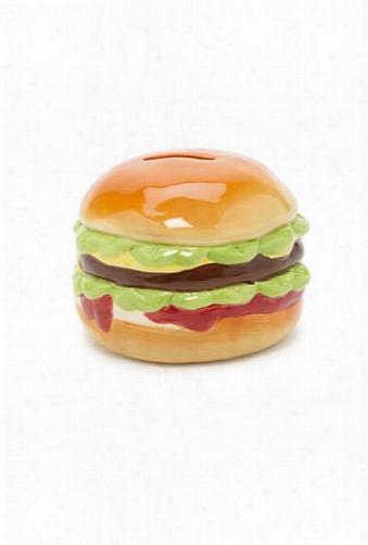 Cheeseburger Coin Bank