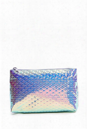 Mermaid Scale Makeup Bag