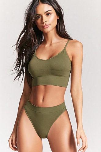 Seamless Bikini Panty
