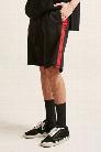Contrast Tearaway Shorts