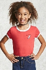 Girls Roll With Me Tee (Kids)