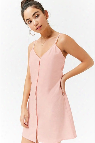 Linen Cami Dress