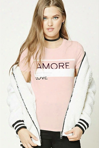 Amore Graphic Tee