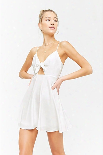 Fit & Flare Cami Dress