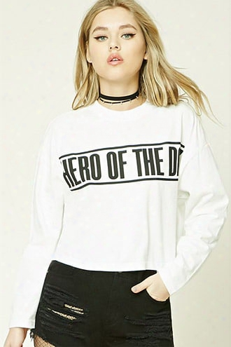 Hero Of The Day Graphic Tee