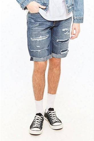 Levis 511 Denim Shorts